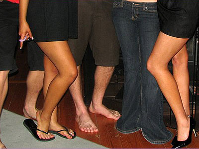 Find Swinger Parties | Proper Etiquette at a swingers party
